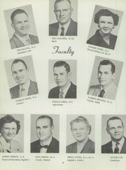 Page 10, 1955 Edition, Alva High School - Goldbug Yearbook (Alva, OK) online yearbook collection
