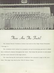 Page 21, 1955 Edition, Alva High School - Goldbug Yearbook (Alva, OK) online yearbook collection