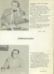 Page 9, 1957 Edition, Alva High School - Goldbug Yearbook (Alva, OK) online yearbook collection