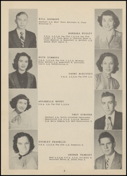 Page 10, 1951 Edition, Tuttle High School - Tiger Tales Yearbook (Tuttle, OK) online yearbook collection