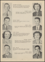 Page 11, 1951 Edition, Tuttle High School - Tiger Tales Yearbook (Tuttle, OK) online yearbook collection