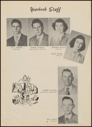 Page 12, 1951 Edition, Tuttle High School - Tiger Tales Yearbook (Tuttle, OK) online yearbook collection