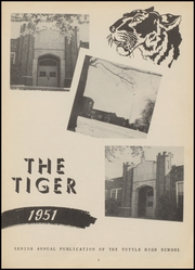 Page 5, 1951 Edition, Tuttle High School - Tiger Tales Yearbook (Tuttle, OK) online yearbook collection