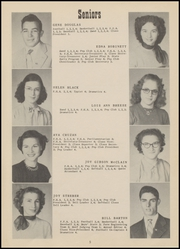 Page 9, 1951 Edition, Tuttle High School - Tiger Tales Yearbook (Tuttle, OK) online yearbook collection