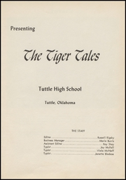 Page 7, 1955 Edition, Tuttle High School - Tiger Tales Yearbook (Tuttle, OK) online yearbook collection