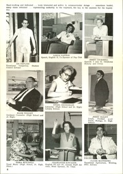 Page 12, 1970 Edition, Nowata High School - Ironman Yearbook (Nowata, OK) online yearbook collection