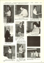 Page 13, 1970 Edition, Nowata High School - Ironman Yearbook (Nowata, OK) online yearbook collection
