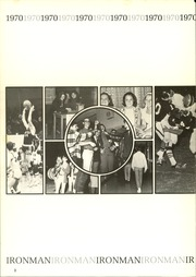 Page 6, 1970 Edition, Nowata High School - Ironman Yearbook (Nowata, OK) online yearbook collection