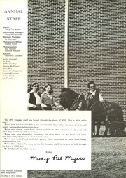 Page 8, 1970 Edition, Nowata High School - Ironman Yearbook (Nowata, OK) online yearbook collection