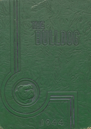 1944 Edition, Spiro High School - Bulldog Yearbook (Spiro, OK)