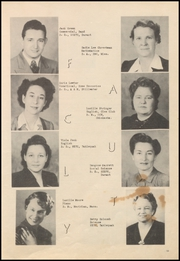 Page 15, 1944 Edition, Spiro High School - Bulldog Yearbook (Spiro, OK) online yearbook collection