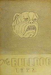 1952 Edition, Spiro High School - Bulldog Yearbook (Spiro, OK)