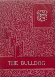 1956 Edition, Spiro High School - Bulldog Yearbook (Spiro, OK)