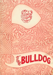1959 Edition, Spiro High School - Bulldog Yearbook (Spiro, OK)