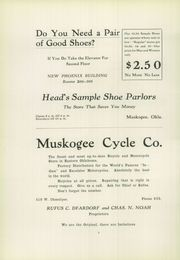 Page 10, 1913 Edition, Central High School - Chieftain Yearbook (Muskogee, OK) online yearbook collection