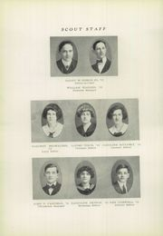 Page 16, 1913 Edition, Central High School - Chieftain Yearbook (Muskogee, OK) online yearbook collection