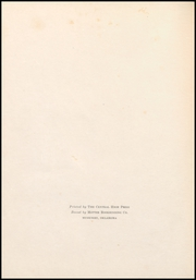 Page 14, 1932 Edition, Central High School - Chieftain Yearbook (Muskogee, OK) online yearbook collection