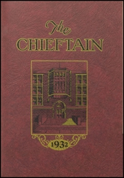 Page 7, 1932 Edition, Central High School - Chieftain Yearbook (Muskogee, OK) online yearbook collection