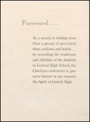Page 10, 1933 Edition, Central High School - Chieftain Yearbook (Muskogee, OK) online yearbook collection