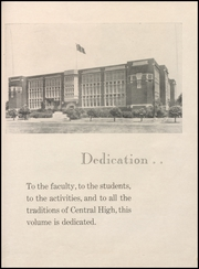 Page 11, 1933 Edition, Central High School - Chieftain Yearbook (Muskogee, OK) online yearbook collection