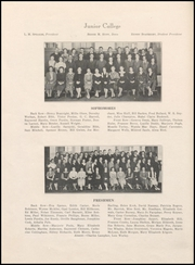 Page 16, 1933 Edition, Central High School - Chieftain Yearbook (Muskogee, OK) online yearbook collection
