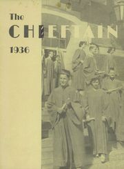 Central High School - Chieftain Yearbook (Muskogee, OK) online yearbook collection, 1936 Edition, Page 1