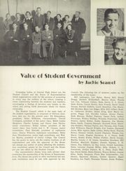 Page 10, 1936 Edition, Central High School - Chieftain Yearbook (Muskogee, OK) online yearbook collection