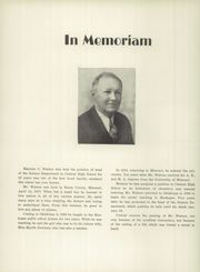 Page 6, 1936 Edition, Central High School - Chieftain Yearbook (Muskogee, OK) online yearbook collection