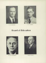 Page 7, 1936 Edition, Central High School - Chieftain Yearbook (Muskogee, OK) online yearbook collection