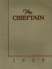 Central High School - Chieftain Yearbook (Muskogee, OK) online yearbook collection, 1938 Edition, Page 1