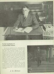 Page 10, 1938 Edition, Central High School - Chieftain Yearbook (Muskogee, OK) online yearbook collection