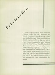 Page 4, 1938 Edition, Central High School - Chieftain Yearbook (Muskogee, OK) online yearbook collection