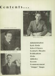 Page 8, 1938 Edition, Central High School - Chieftain Yearbook (Muskogee, OK) online yearbook collection
