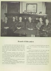 Page 9, 1938 Edition, Central High School - Chieftain Yearbook (Muskogee, OK) online yearbook collection