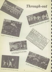 Page 10, 1951 Edition, Central High School - Chieftain Yearbook (Muskogee, OK) online yearbook collection