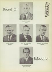 Page 13, 1951 Edition, Central High School - Chieftain Yearbook (Muskogee, OK) online yearbook collection