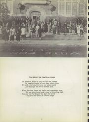 Page 4, 1951 Edition, Central High School - Chieftain Yearbook (Muskogee, OK) online yearbook collection