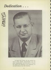 Page 8, 1951 Edition, Central High School - Chieftain Yearbook (Muskogee, OK) online yearbook collection