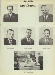 Page 13, 1952 Edition, Central High School - Chieftain Yearbook (Muskogee, OK) online yearbook collection