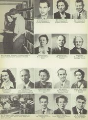 Page 16, 1952 Edition, Central High School - Chieftain Yearbook (Muskogee, OK) online yearbook collection