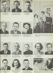 Page 17, 1952 Edition, Central High School - Chieftain Yearbook (Muskogee, OK) online yearbook collection