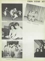 Page 8, 1952 Edition, Central High School - Chieftain Yearbook (Muskogee, OK) online yearbook collection