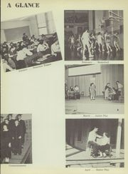 Page 9, 1952 Edition, Central High School - Chieftain Yearbook (Muskogee, OK) online yearbook collection