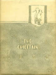 1955 Edition, Central High School - Chieftain Yearbook (Muskogee, OK)