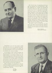Page 13, 1956 Edition, Central High School - Chieftain Yearbook (Muskogee, OK) online yearbook collection
