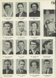 Page 14, 1956 Edition, Central High School - Chieftain Yearbook (Muskogee, OK) online yearbook collection