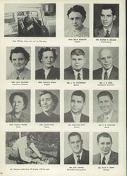 Page 16, 1956 Edition, Central High School - Chieftain Yearbook (Muskogee, OK) online yearbook collection