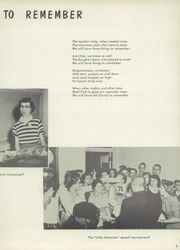 Page 9, 1956 Edition, Central High School - Chieftain Yearbook (Muskogee, OK) online yearbook collection
