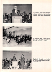 Page 8, 1967 Edition, Central High School - Chieftain Yearbook (Muskogee, OK) online yearbook collection