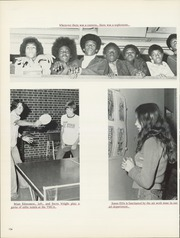Page 138, 1976 Edition, Central High School - Chieftain Yearbook (Muskogee, OK) online yearbook collection